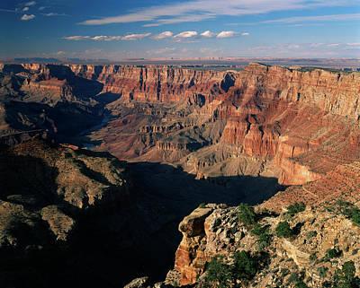 Adam Photograph - Usa, Arizona, View Of Grand Canyon by Adam Jones