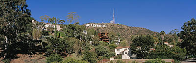 Usa, California, Los Angeles, Hollywood Art Print by Panoramic Images
