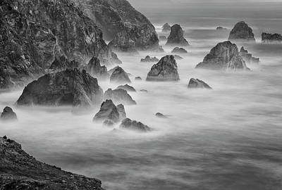 Bodega Bay Photograph - Usa, California, Mendocino Coast by John Ford