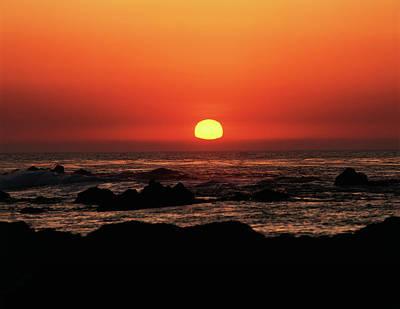 Pacific Grove Photograph - Usa, California, Monterey Peninsula by Stuart Westmorland