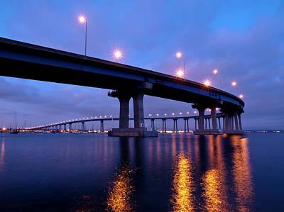 Coronado Photograph - Usa, California, San Diego, Coronado by Ann Collins