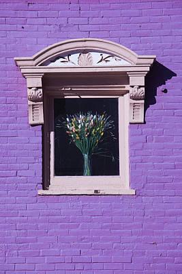 Usa, Colorado, Leadville, Purple Wall Art Print