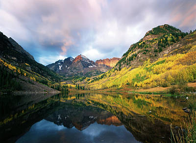 White River Photograph - Usa, Colorado, White River Wilderness by Stuart Westmorland