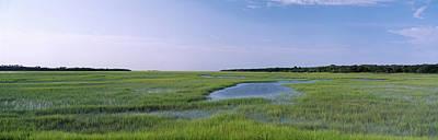 Usa, Florida, Jacksonville, Atlantic Art Print by Panoramic Images