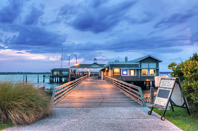 Property Released Photograph - Usa, Ga, Jekyll Island, The Jekyll by Rob Tilley