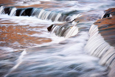 Indiana Landscapes Photograph - Usa, Indiana Cataract Falls State by Rona Schwarz