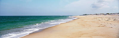 Cape Hatteras Photograph - Usa, North Carolina, Cape Hatteras by Panoramic Images