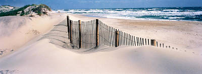Usa, North Carolina, Outer Banks Art Print by Panoramic Images