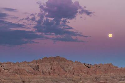 Badlands National Park Photograph - Usa, South Dakota, Badlands National by Jaynes Gallery