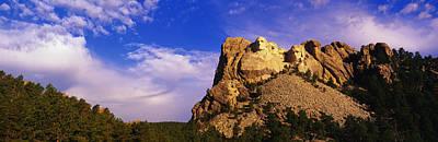Ikon Photograph - Usa, South Dakota, Mount Rushmore by Panoramic Images
