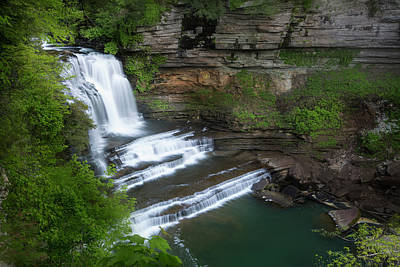 Usa, Tennessee, Cummins Falls State Park Art Print by Jaynes Gallery