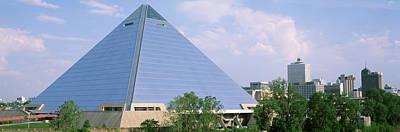 Usa, Tennessee, Memphis, The Pyramid Art Print