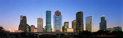 Usa, Texas, Houston Art Print