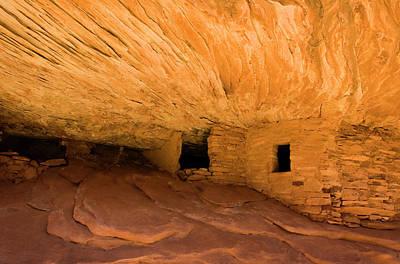 Four Corners Photograph - Usa, Utah, Cedar Mesa, Mule Canyon by Jaynes Gallery