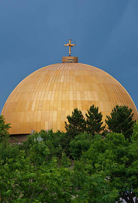 Assumption Photograph - Usa, Wa, Denver Assumption by Trish Drury
