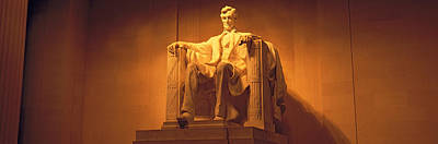 Lincoln Memorial Photograph - Usa, Washington Dc, Lincoln Memorial by Panoramic Images