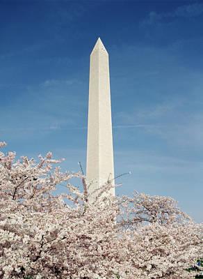 Usa, Washington Dc, View Of Washington Art Print