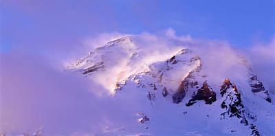 Large Format Photograph - Usa, Washington, Mount Rainier National by Paul Souders