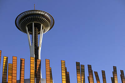 Usa, Washington, Seattle, Experience Print by Tips Images