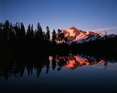Adam Photograph - Usa, Washington State, North Cascades by Adam Jones
