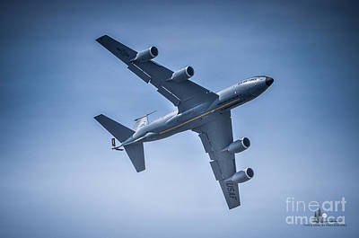 Photograph - Usaf Tanker by Ronald Grogan