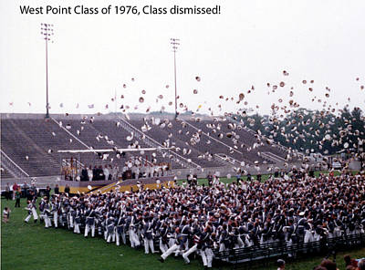Photograph - Usma Class Of 1976 by Dan McManus