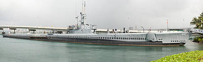Photograph - Uss Bowfin Ss-287 by Richard J Cassato