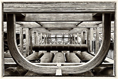 Photograph - Uss Cairo by Maria Coulson