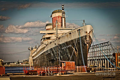 Photograph - Uss United States by Stacey Granger