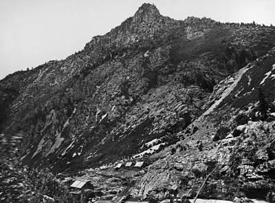 West Fork Photograph - Utah American Fork, C1869 by Granger