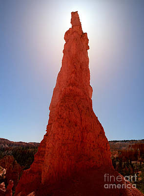 Photograph - Utah - Bryce Canyon National Park - Queens Garden 3 by Terry Elniski