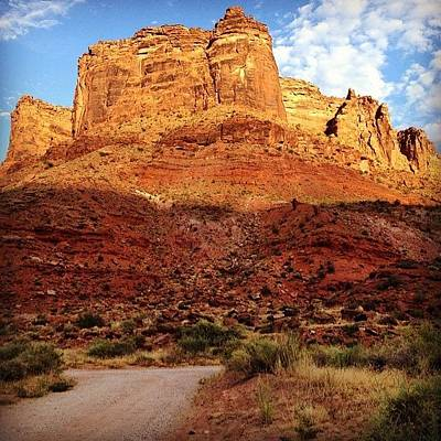 Landmarks Wall Art - Photograph - Utah In July by Heidi Hermes