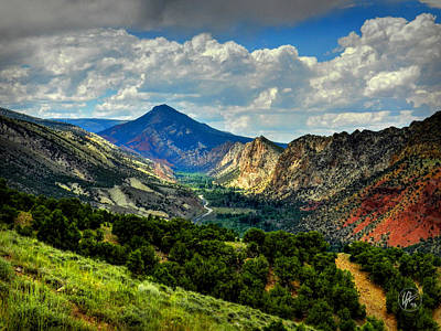 Photograph - Utah - Flaming Gorge 003 by Lance Vaughn