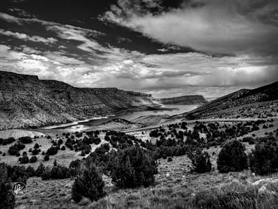 Rivers Photograph - Utah - Flaming Gorge 004 by Lance Vaughn
