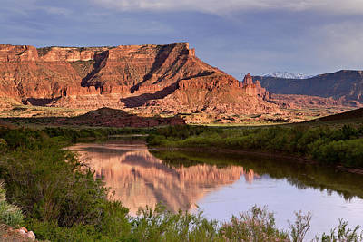Photograph - Utah Landscape  C6j5291 by David Orias
