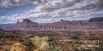 Photograph - Utah Mesa by David Waldrop