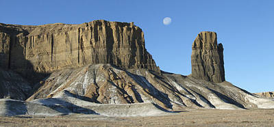 Southwest Landscape Digital Art - Utah Outback 41 Panoramic by Mike McGlothlen