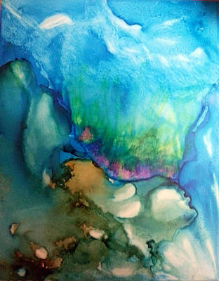 Painting - Utopia by Kelly Dallas