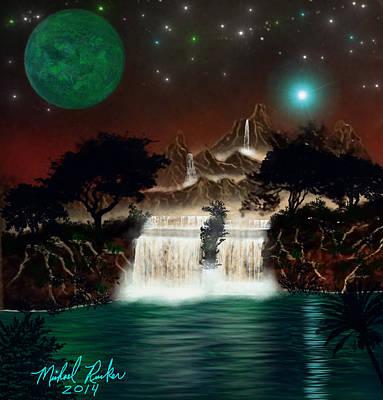 Utopia Original by Michael Rucker