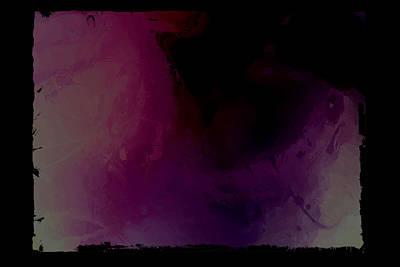 Painting - V Mystery by John WR Emmett