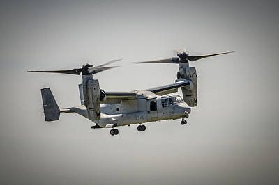 Photograph - V22 Osprey by Bradley Clay