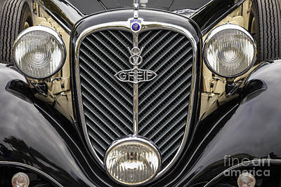 Photograph - V8 Greif by Dennis Hedberg