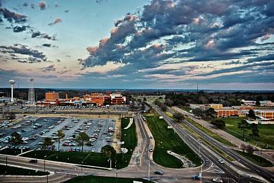 Photograph - Va Clouds by Jim Albritton