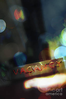 Vacancy Art Print by Margie Hurwich