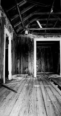 Bodie Photograph - Vacant by Cat Connor