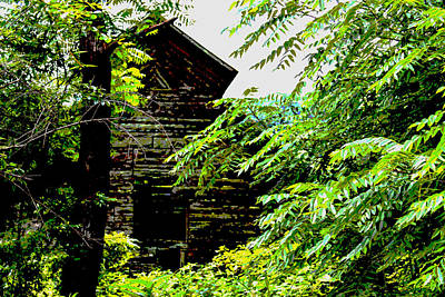 Photograph - Vacant by Robert J Andler