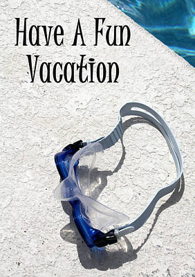 Photograph - Vacation Time by David Nicholls