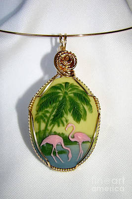 Gold Fill Wire Jewelry - Vacation Time by JoLen Confer