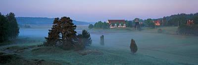 Vada Church Brottby Vada Sjokullar Art Print by Panoramic Images