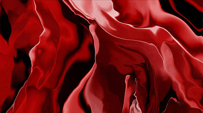 Digital Art - Vaja by Jessica Holter